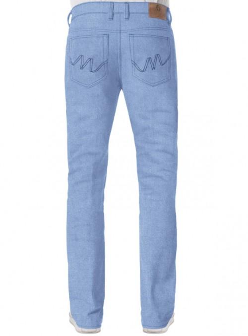 Jeans - London, Hellblau