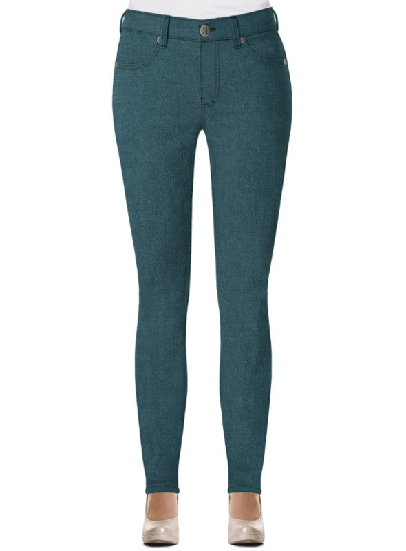 Damen Jeans in Grün