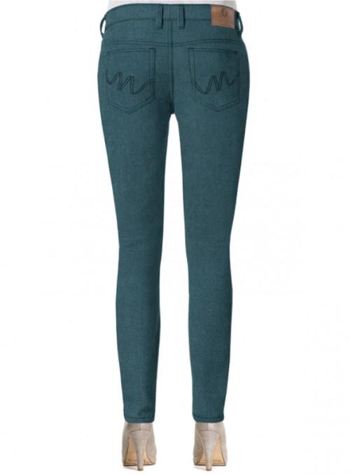 Jeans - London, Türkis