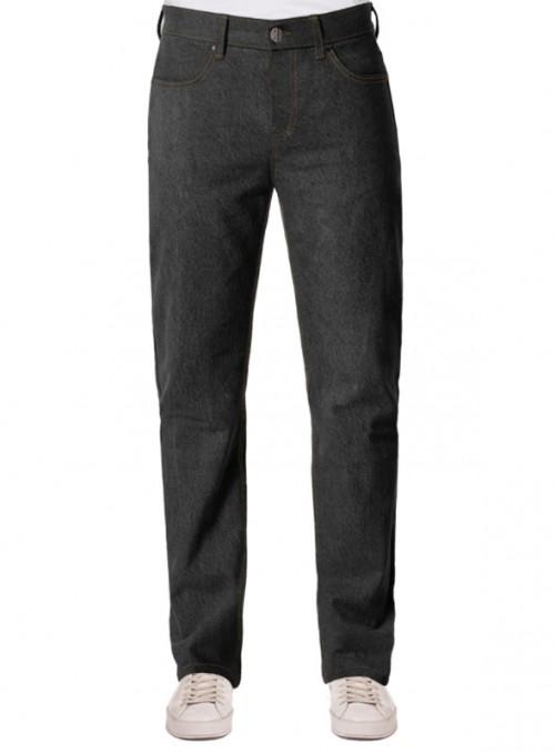 loose fit jeans herren schwarz
