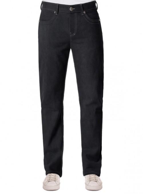 loose fit jeans schwarz