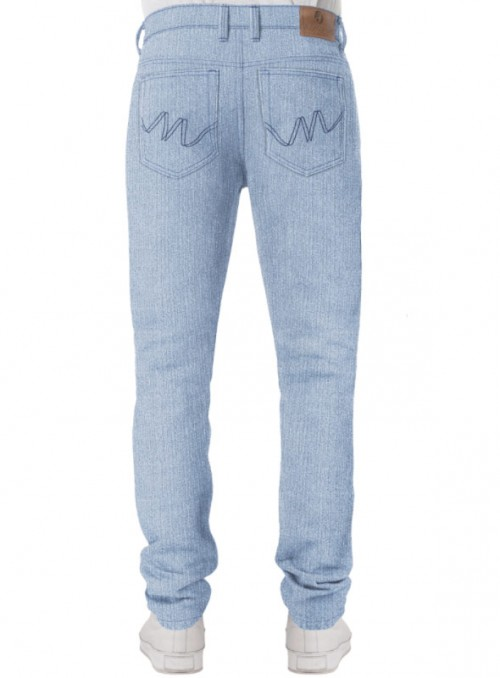 loose fit tapered jeans
