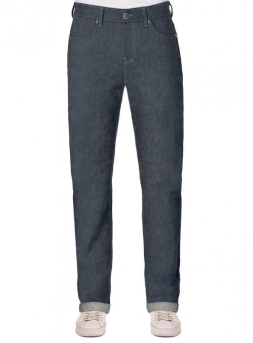locker geschnittene jeans
