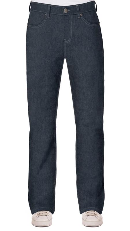 Bootcut Jeans für männer mit bauch