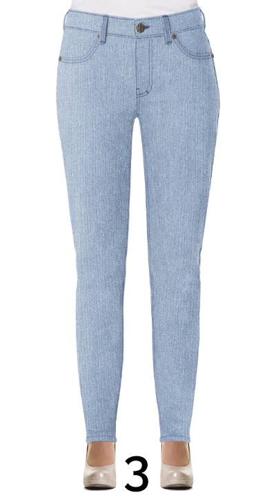 Boyfriend Jeans, Relaxed Fit + Skinny Cut