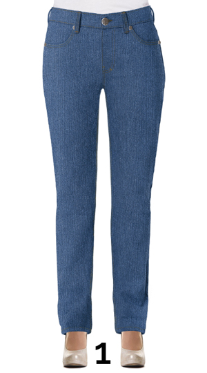 Boyfriend Jeans, Relaxed Fit + Straight Cut