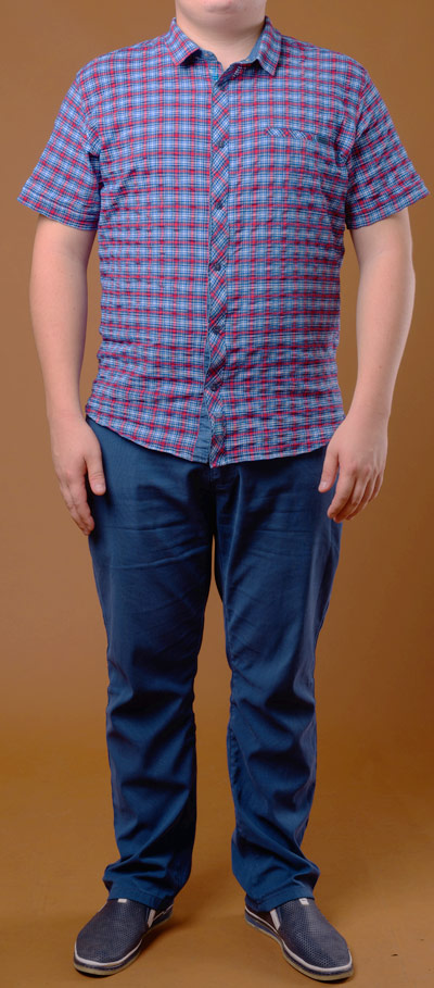 Herren Jeans Übergröße