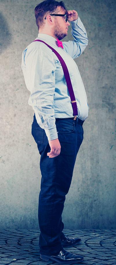 Jeans Übergrößen Herren