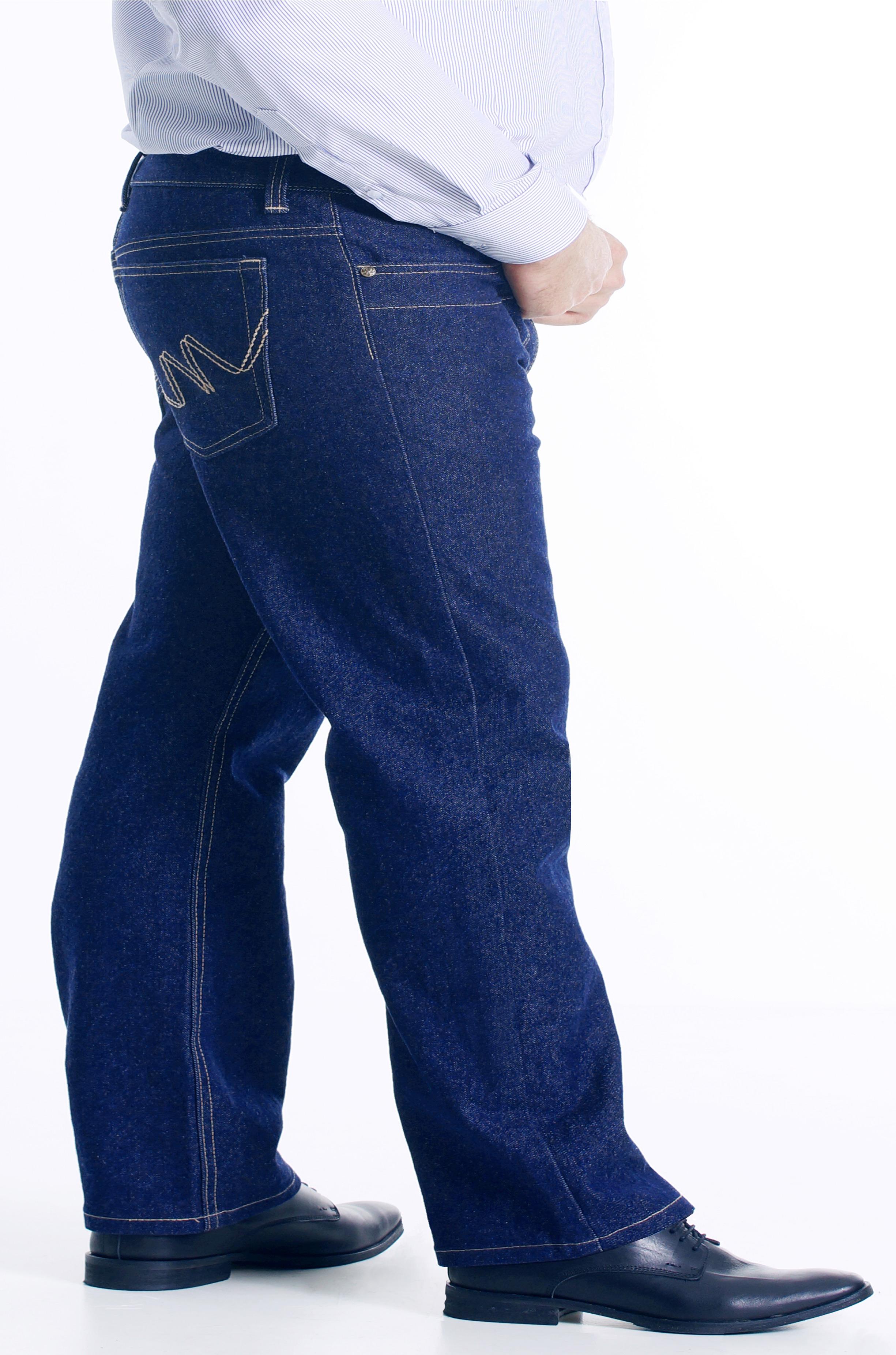 Jeans für männer mit bauch