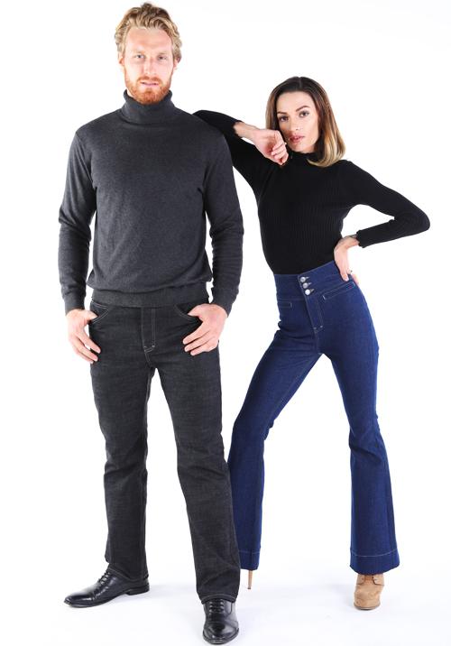 herren jeans große größen