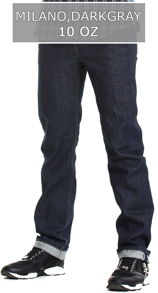 Raw Denim Jeans 10oz