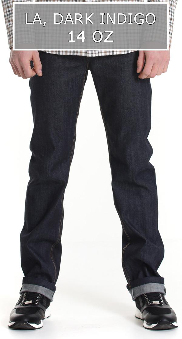 Raw Denim Jeans 14 oz