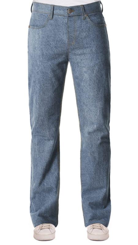 herren jeans für männer mit bauch